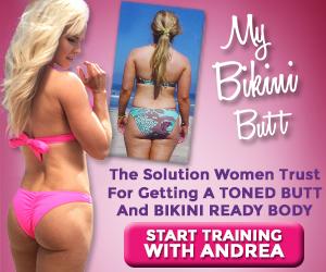 Big butt pink bikini